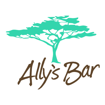 Logo for Ally's Bars